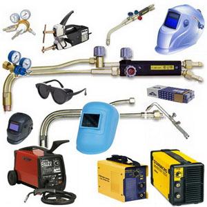 Электроды и сварочное оборудование